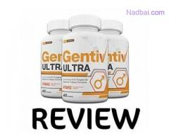 Gentiv Ultra Reviews- Price, Ingredients, Side Effects!