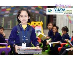 Top CBSE Pattern School in Amravati - Vijaya Convent School