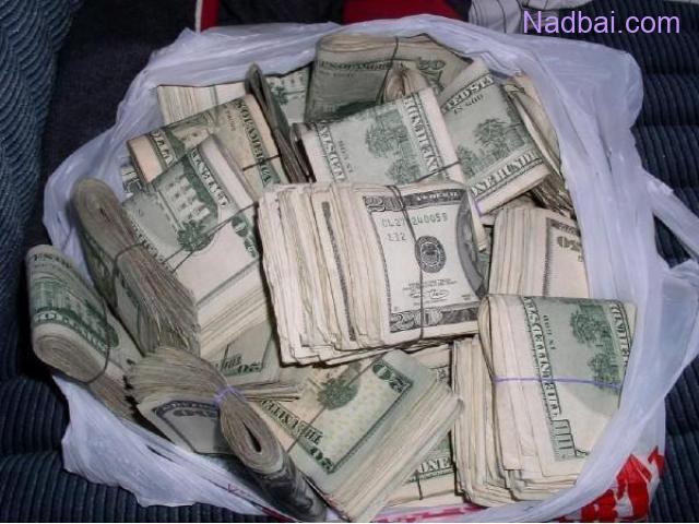 Hidden strength of money spells