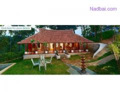 Family Cottages in Munnar Renowned for it's Luxurious Ambience