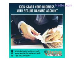 UK company formation with a corporate bank account
