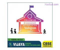 Best Play School in Amravti -  Vijaya Convent CBSE School