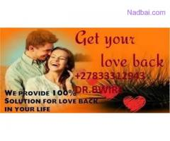 Lost Love Spell Caster /Psychic in U.S.A, UK, Canada+27833312943