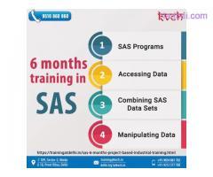 Best SAS Training & Certification provider in Noida
