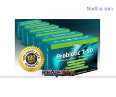 How Does Work Process Of Probiotic T-50?