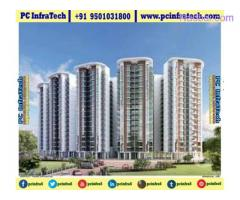Jlpl Galaxy Height 2BHK in Sector 66 Mohali 95O1O318OO