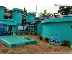 Wastewater Treatment Plants Kerala, India