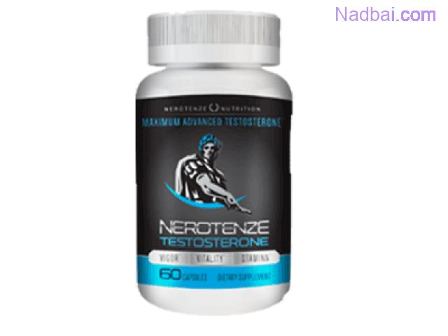 Nerotenze Testosterone : Most Waited & Voted Testosterone Booster By Mens!