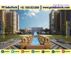 Ambika Mohali 3 Bhk in La Parisian Apartments 95O1O318OO