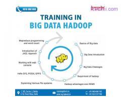 Get the best Big Data Hadoop professional training in Noida