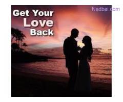 GET your LOVE back BY vashikaran GURU JI +91-9829053176