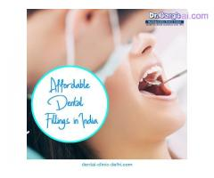 Affordable Dental Fillings in India