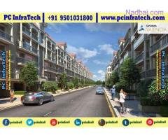 Sushma Valencia Resale Price, 3 bhk Flats in Zirakpur 95O1O318OO