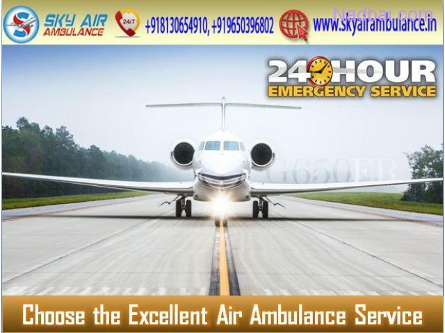 Utilize Highly Evolved Air Ambulance Service in Kolkata