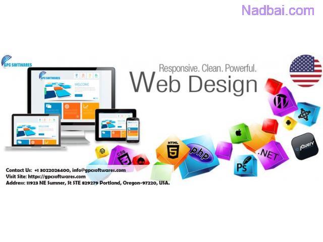 GPC Softwares- Best one in the million Website Design