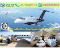 Choose Superlative Air Ambulance Service in Dimapur