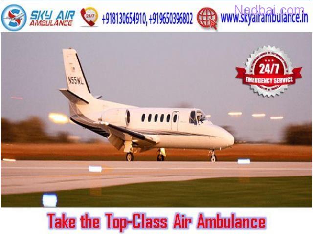 Use Air Ambulance from Kolkata at an Affordable Cost