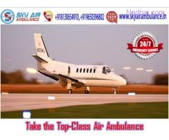 Use Air Ambulance from Kolkata at an Affordable Cost