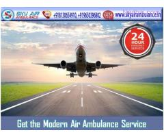 Select Air Ambulance in Delhi with Complete Medical Assistance