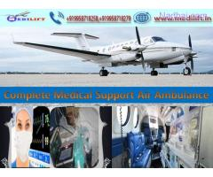 Complete Patient Transfer Air Ambulance Services in Delhi