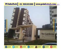 Janta Land Sky Garden Mohali 2BHK Apartments 95O1O318OO