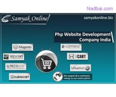 PHP Development in India by Samyak Online