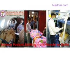 Utilize Panchmukhi Air Ambulance in Ranchi with Advance Medical Tips and Solution