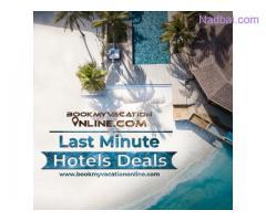 Last Minute Hotels Deals