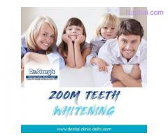 Zoom Whitening in India