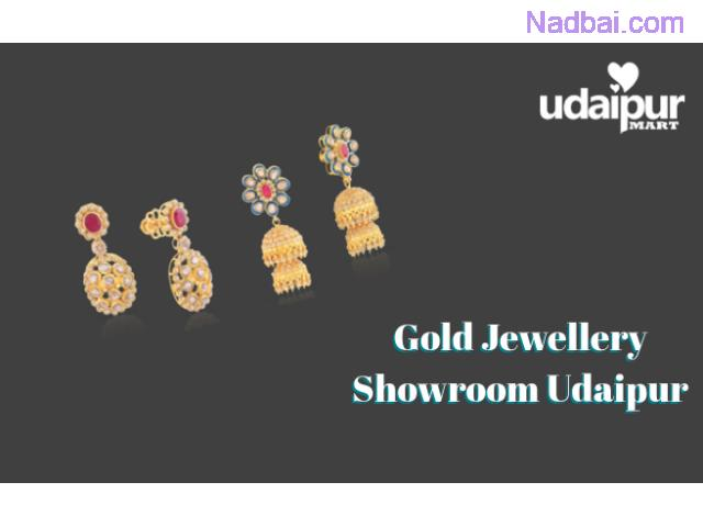 Best Gold Jewellery Showrooms in Udaipur