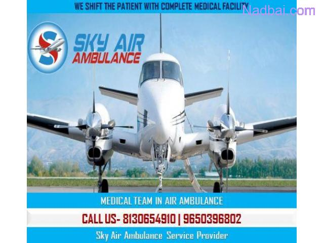 Rent Advanced and Best Air Ambulance Service in Mumbai
