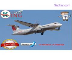 Anytime Doctors Facility –King Air Ambulance Service in Delhi