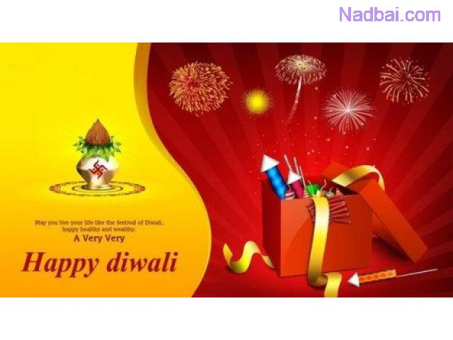 Personalised Diwali Greetings for WhatsApp