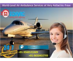 Use Super Advanced ICU Care Air Ambulance in Bangalore by Medivic