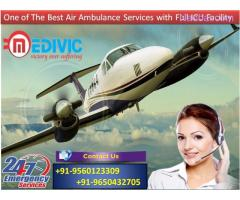 Select Excellent Medical Service by Medivic Air Ambulance in Bhopal