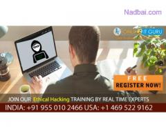 Ethical hacking online training india