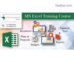 EnhancBest Advanced Excel Training at SLA Consultants Gurgaon